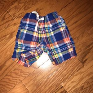 Crazy 8 toddler boy shorts size 3t